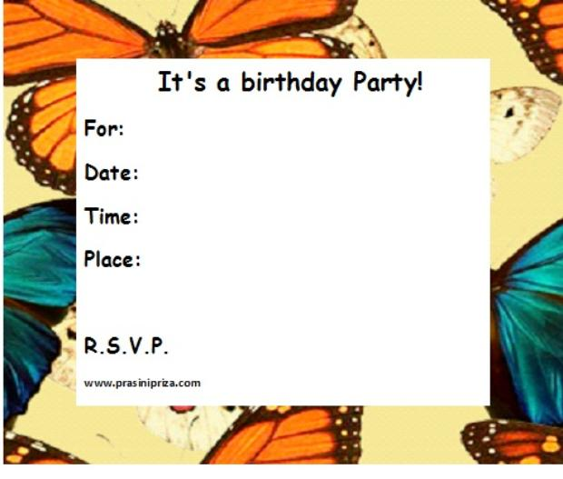 pool party invitations for girls. irthday party invitations