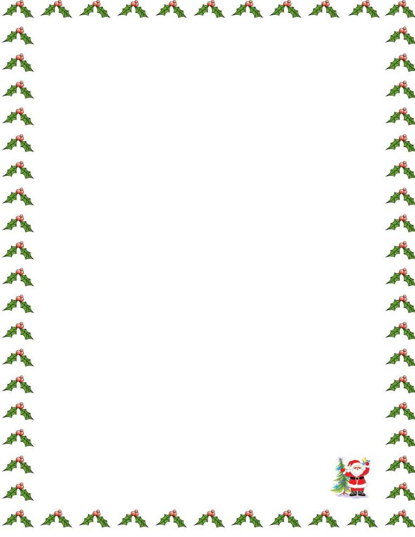 String Christmas Lights Coloring Page