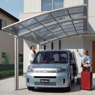 SHADING SYSTEMS IN CYPRUS. SKIATSU. METAL CARPORTS AND CANOPIES